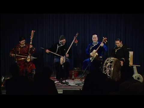 """Alash Ensemble """"Dyngyldai"""" - Arts Council of Princeton"""