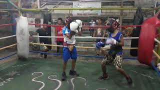 Phil-Aust Boxing Sean Oneil Abello vs Clinton Martinez 2018