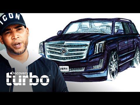 El primer coche personalizado de Don Omar | Autos únicos con Will Castro | Discovery Turbo