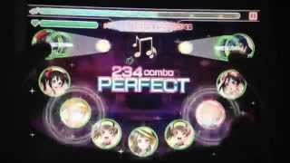 [Love Live! SIF JP] 硝子の花園 (Garasu no hanazono) EX {FULL COMBO}