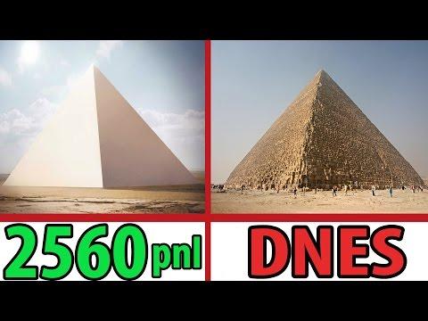 Top 5 - prekvapujúce fakty o starovekom egypte