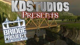 Bridge Project Gameplay - PC