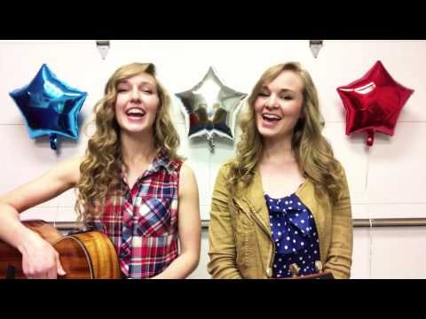 Hail to the Chief | Happy President's Day - Camille & Haley