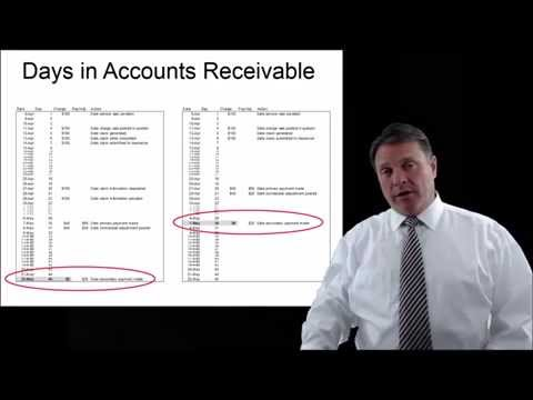 Revenue Cycle Metrics: Days In Accounts Receivable