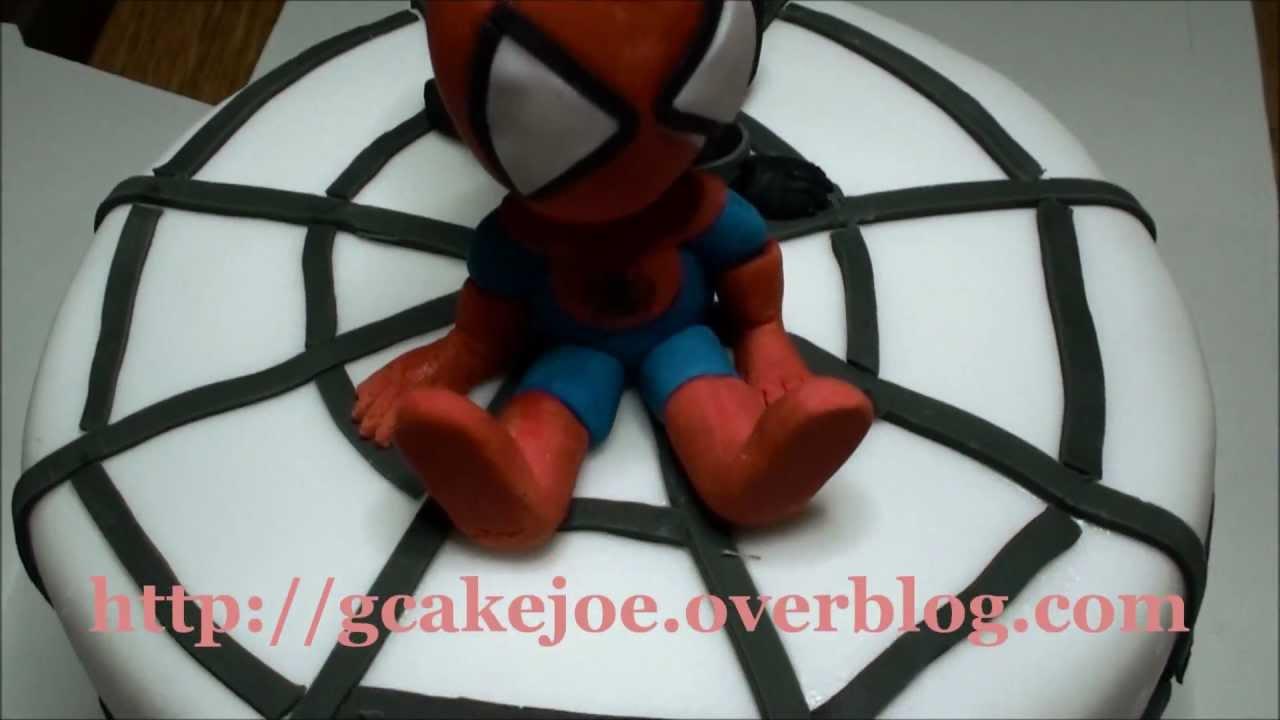 Top Gâteau 3D Spiderman & Venom - YouTube VG67