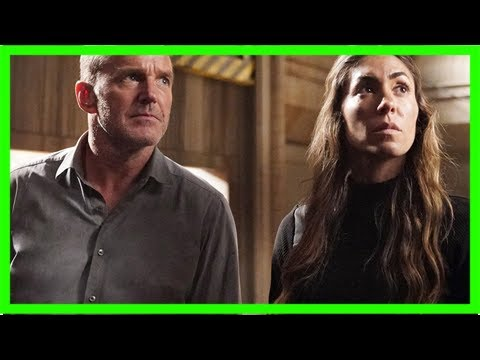 Agents of shield bosses break down time travel twist and a broken earth