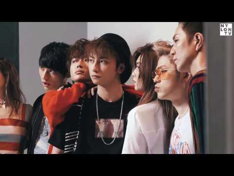 AAA 7人で最後のNYLON JAPANスペシャルムービー