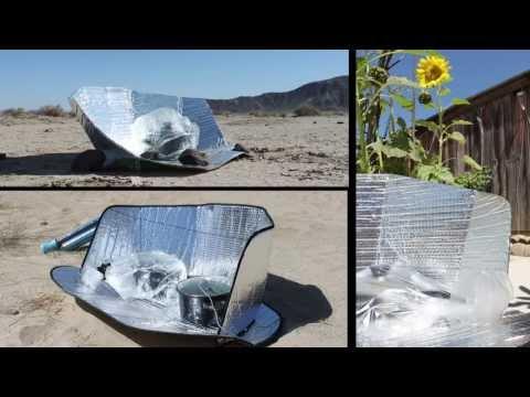 Solar Stove Sudan Project