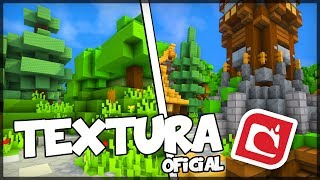 ✔ TEXTURA CARTOON OFICIAL DA MOJANG - MINECRAFT