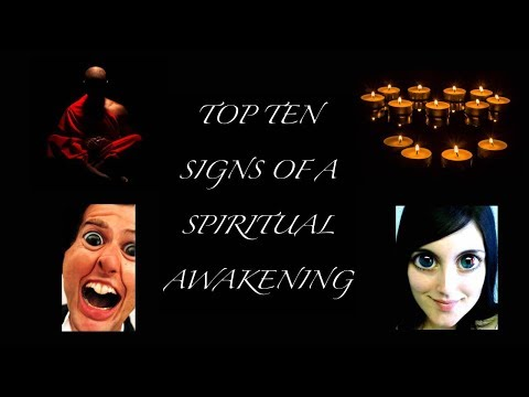 Top 10 Signs of a Spiritual Awakening!