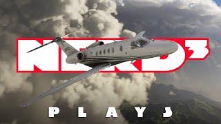 Nerd³ Plays... Microsoft Flight Simulator 2020