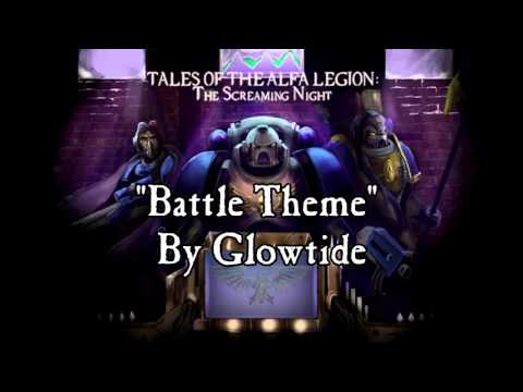 Tales Of The Alfa Legion: music compilation