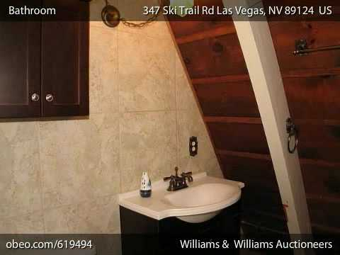 AUCTIONED! Nevada Real Estate Auction: Unique 4BR 2BA Cabin