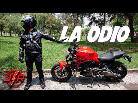 5 cosas que odio de la Ducati Monster