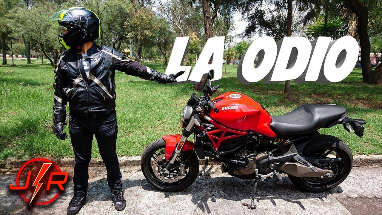 Ducati Monster V