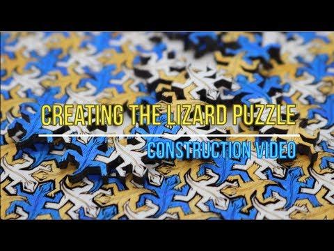 lizard Jigsaw puzzle