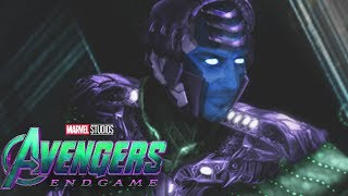 Proof KANG THE CONQUEROR debuts in AVENGERS ENDGAME?