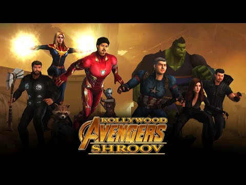Kollywood Avengers - 'SHROOV'