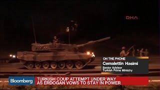 Turkey's Hasimi: Pro-Democracy Forces Will Regain Control