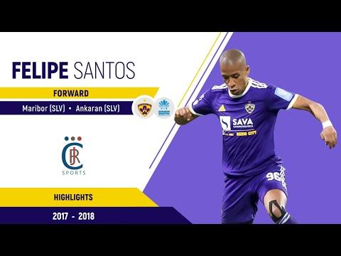 FELIPE SANTOS - Forward  MARIBOR & ANKARAN
