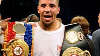 ANDRE WARD FINALLY VACATES WBA TITLE! WANTS GGG BUT NO RUSH FOR KOVALEV! F