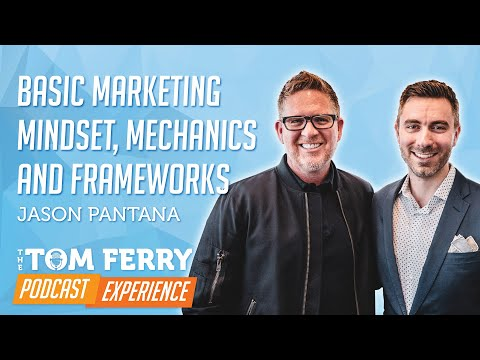 Basic Principles, Mindset, and Mechanics of Digital Marketing with Jason Pantana – (Part 1 of 3)