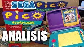 "CVG - Sega PICO Análisis Unboxing ""La Computadora que Piensa que es un Juguete"""