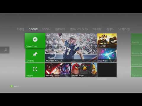 how to turn xbox 360 to emulation station