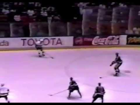 Kings vs. Oilers - 1992 Smythe Division Semifinal - Game #5