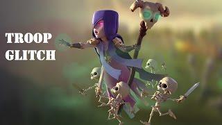 Clash of Clans Troop Glitch 2016 [Quantum united]