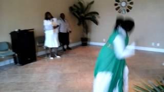 PRAISE JEHOVAH PRAISE DANCE