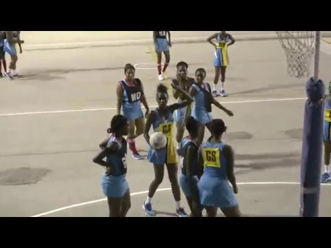 CNA Jean Pierre Under-16 – St Lucia vs Antigua and Barbuda