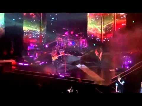 Imagine Dragons - Hopeless Opus - Portland, Oregon 3-6-2015