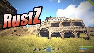 Rust GangZ - S1E2 - Mining Quarry and LCM Base!!