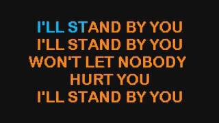 SC2302 05 Pretenders, The I'll Stand By You [karaoke]