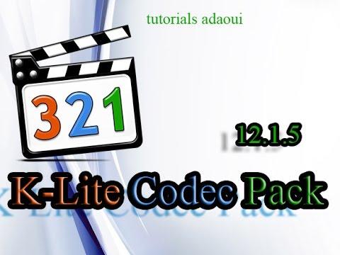 K-Lite Codec Pack 12.8.1 2017