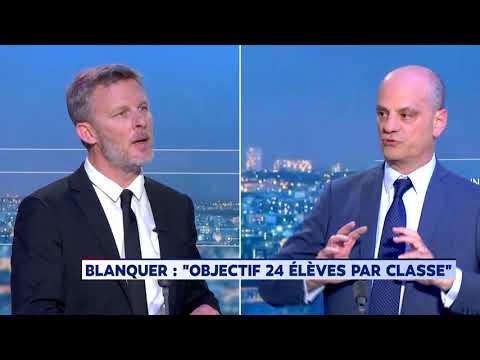 JM Blanquer : « La Rémunération Des Professeurs, Oui C'est Un Problème » - LCI