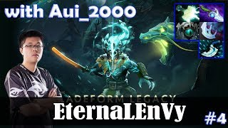 EternaLEnVy - Juggernaut Safelane | with Aui_2000 (Treant Protector) | Dota 2 Pro MMR Gameplay #4