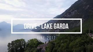 DRIVE  LAKE GARDA