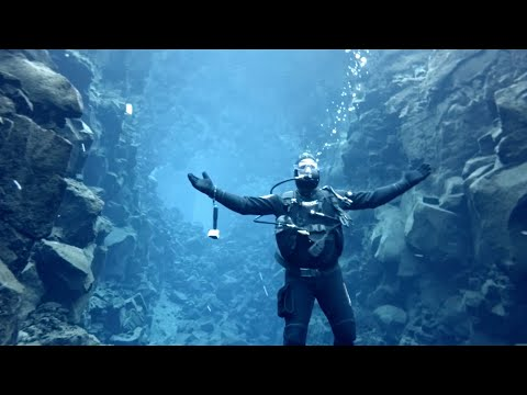 Scuba diving in Iceland - Silfra