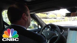 Tesla Unveils Autopilot System | Tech Bet | CNBC