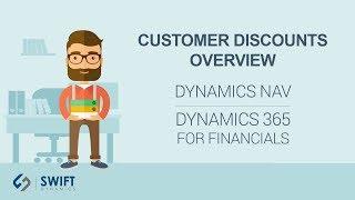 Customer Discounts Overview in Dynamics NAV