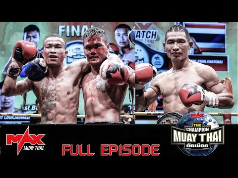 THE CHAMPION MUAY THAI [ Inter Ver ] - วันที่ 30 Nov 2019