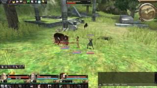 Sword of the New World: Granado Espada Gameplay 1 HD