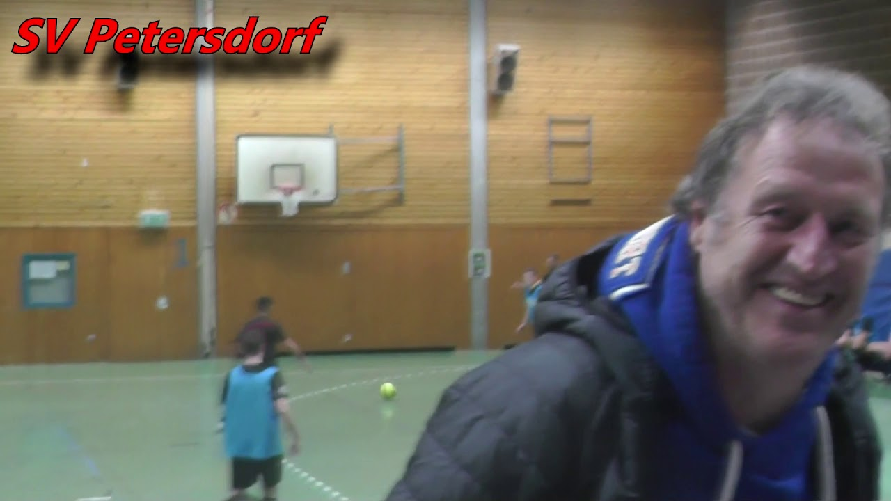 Sv Petersdorf - Turnier in Bloherfelde 04.01.2020