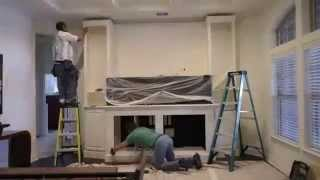 Aquarium Cabinetry Time Lapse - 1