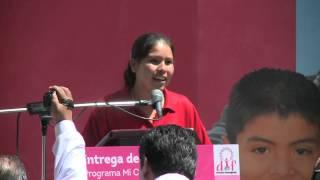 Entrega de Casas Diferentes en Manuel Doblado, Guanajuato