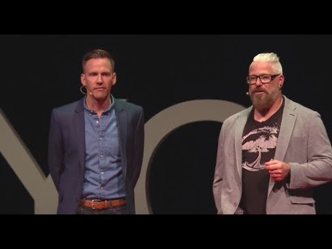 Building Futures: Education Outside the Box | Jarett Hooper & Greg Rankin | TEDxYYC