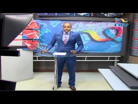NTV Live Stream || NTV Weekend Edition with Edmond Nyabola