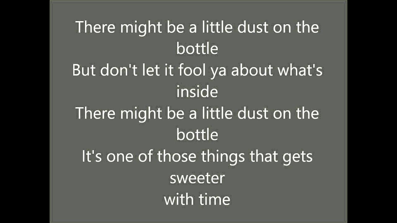 lyric Bottom dust